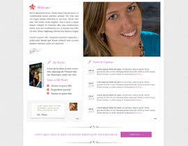 #78 para Design a Website for author / book writter por Pavithranmm