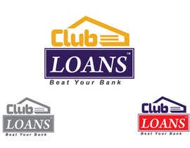 nº 62 pour Design a Logo for Club Loans par webmastersud
