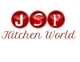 nº 13 pour Design a Logo for JSF Kitchen World par HAJI5