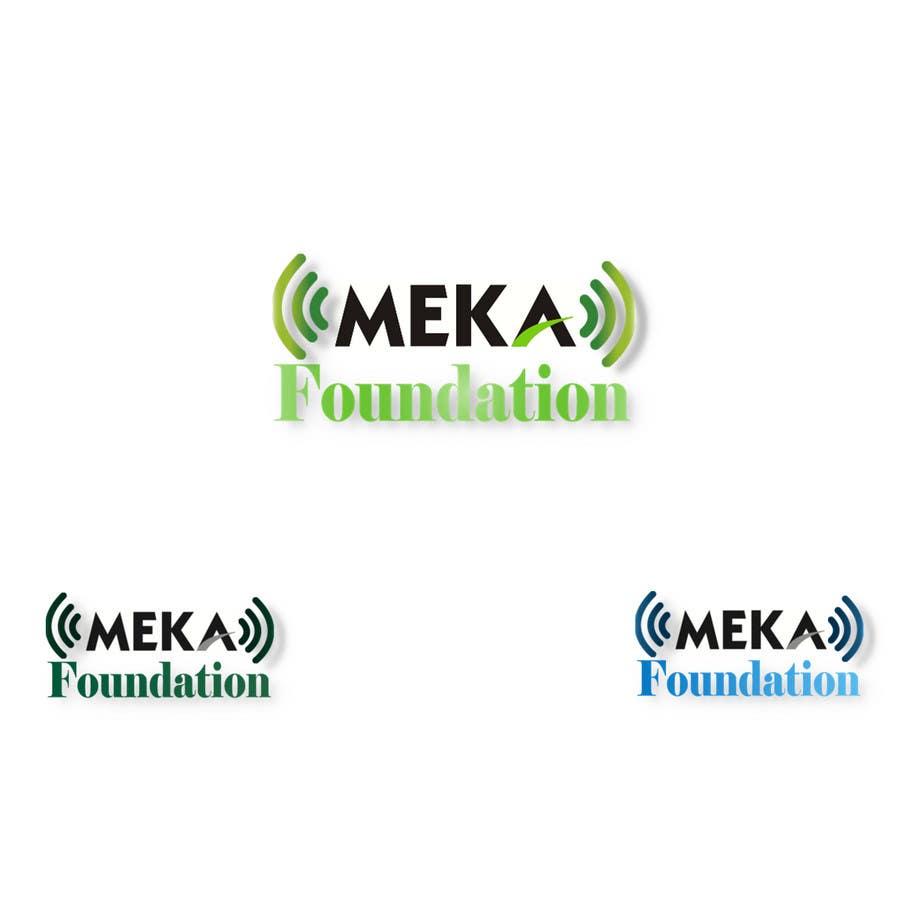 Конкурсная заявка №490 для Logo Design for The Meka Foundation