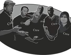 #26 para Silhouette of the Crew por bichirm