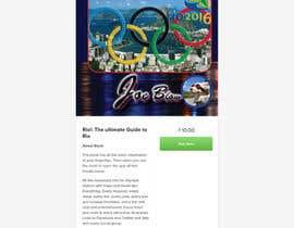 Nro 2 kilpailuun Promote my book. käyttäjältä systootech