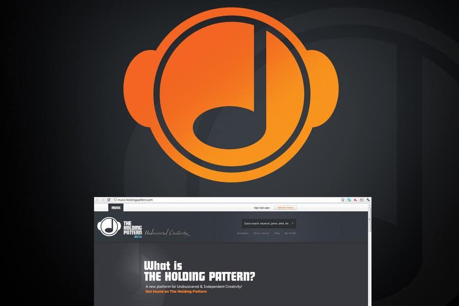 Penyertaan Peraduan #                                        54                                      untuk                                         Logo Design for The Holding Pattern
