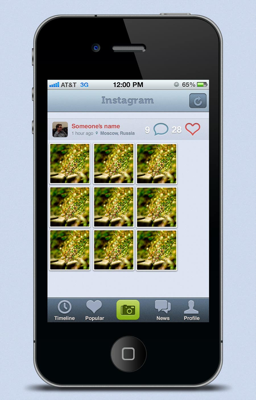 Bài tham dự cuộc thi #2 cho Design an App Mockup for xxx app