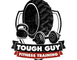 #77 para Design a Logo for tough guy fitness training por LuisEduarte