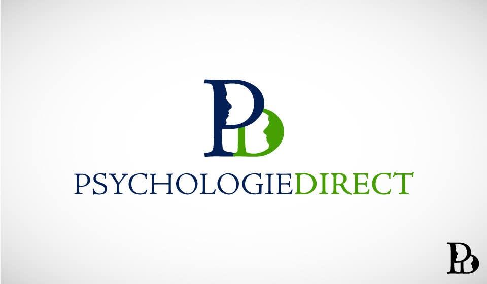Kilpailutyö #202 kilpailussa Design a logo for psychologiedirect.nl