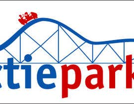#57 for Create a logo containing a Rollercoaster for a Amusement Parc website by obrejaiulian