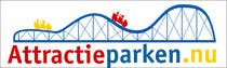 Graphic Design Contest Entry #68 for Create a logo containing a Rollercoaster for a Amusement Parc website