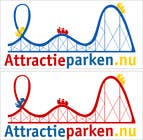 Graphic Design Contest Entry #71 for Create a logo containing a Rollercoaster for a Amusement Parc website