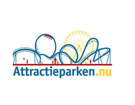 #66 for Create a logo containing a Rollercoaster for a Amusement Parc website by redlampdesign