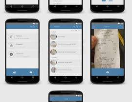 nihalnova tarafından Design an App Mockup için no 17