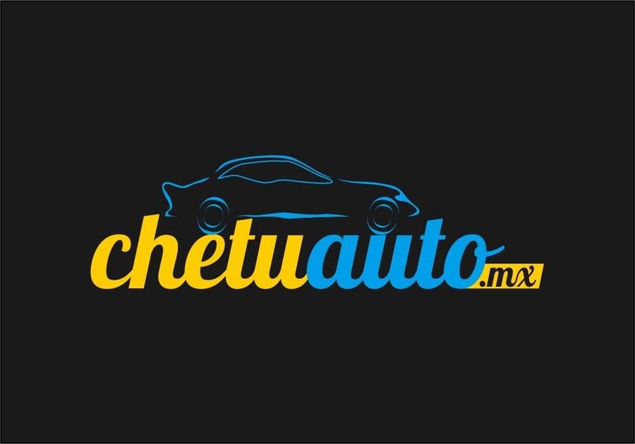 Contest Entry #12 for Diseñar un logotipo for chetuauto.mx