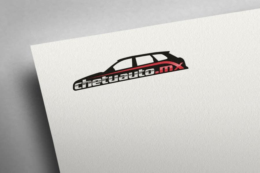 Contest Entry #49 for Diseñar un logotipo for chetuauto.mx