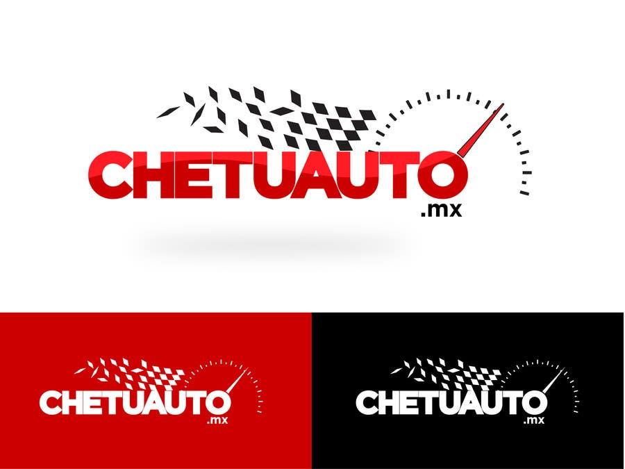 Contest Entry #32 for Diseñar un logotipo for chetuauto.mx