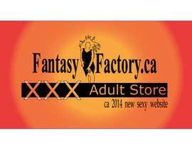 #31 untuk Design an updated logo for Fantasy Factory.ca Adult Store oleh pixelldr