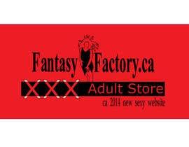 #42 untuk Design an updated logo for Fantasy Factory.ca Adult Store oleh pixelldr