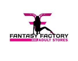 #21 for Design an updated logo for Fantasy Factory.ca Adult Store af jai07