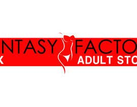 #62 for Design an updated logo for Fantasy Factory.ca Adult Store af jayvee88