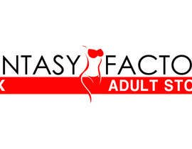 #63 for Design an updated logo for Fantasy Factory.ca Adult Store af jayvee88