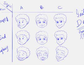 #7 for Illustrate Something for Kids Character with facial Expressions by ysfworks
