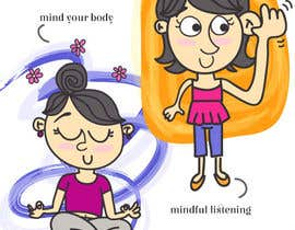 #4 for Mindfulness flashcards - Elementary School aged kids (5-10 years old) by brindhamenon