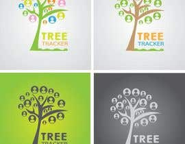 #17 para Design a Logo for TreeTracker por AWAIS0
