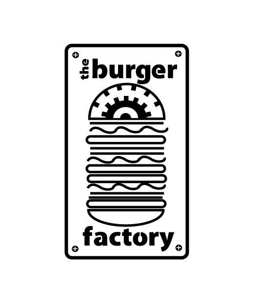 #94 for Logo Design for Burger Factory by Designsthatshine