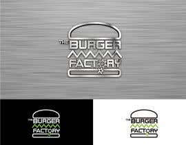 nº 64 pour Logo Design for Burger Factory par JoeMista