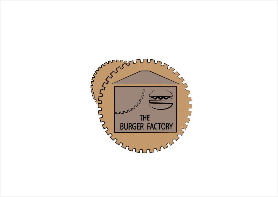 Конкурсная заявка №363 для Logo Design for Burger Factory
