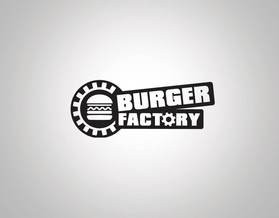 #172 for Logo Design for Burger Factory by Qudoz