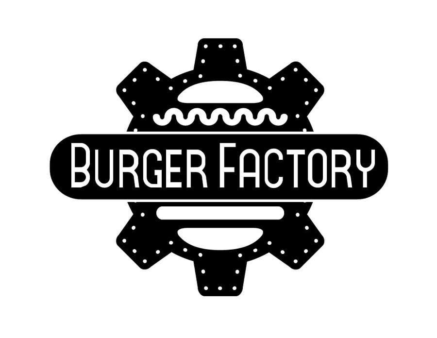 Kilpailutyö #358 kilpailussa Logo Design for Burger Factory