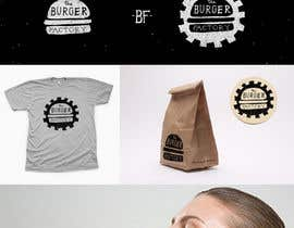 nº 145 pour Logo Design for Burger Factory par GLADHEAD