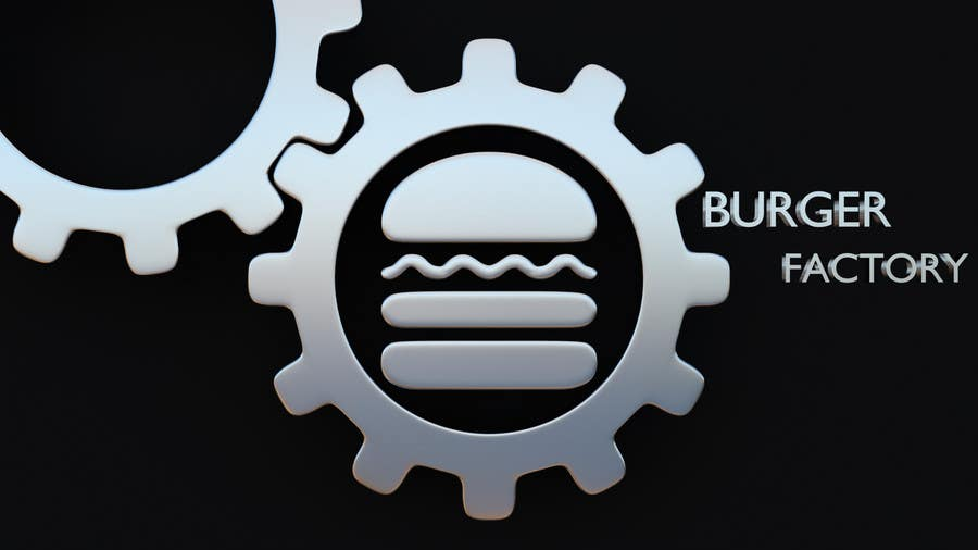 #201 for Logo Design for Burger Factory by vstanislav