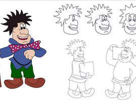 #26 para Redesign a cartoon character por situaction