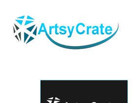 #5 for Design a Logo for ArtsyCrate af lapogajar