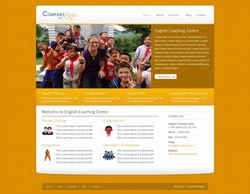#17 for 10 Page Wordpress Website for an English Teacher Training Company by writersquality