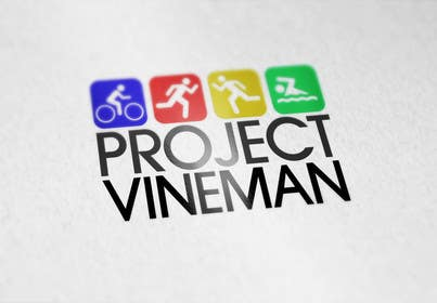 #48 for Design a Logo for Project Vineman by JAKUM