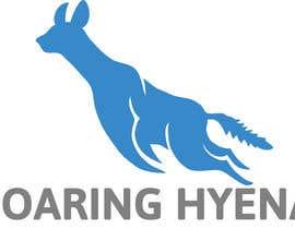 Nro 19 kilpailuun Soaring Hyena Logo käyttäjältä gdougniday