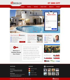 #43 for *****Design variation of existing website by phamtech211