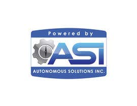 #51 for Sticker/Badge design for Robotics Company (ASI) af Anmech