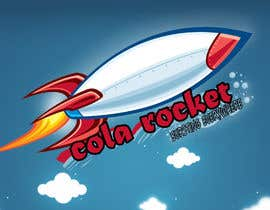 #27 para Design a Logo for Cola Rocket por stanis96