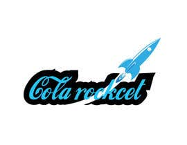 #12 para Design a Logo for Cola Rocket por Ismailjoni