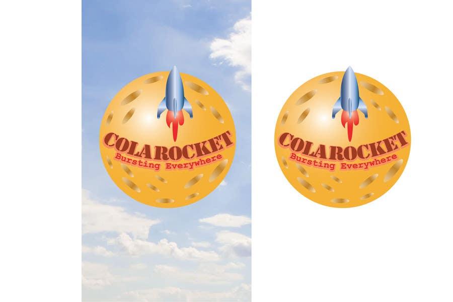 Penyertaan Peraduan #                                        14                                      untuk                                         Design a Logo for Cola Rocket