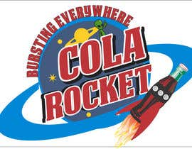 #41 para Design a Logo for Cola Rocket por obrejaiulian