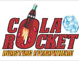 #44 para Design a Logo for Cola Rocket por obrejaiulian