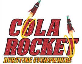 #48 para Design a Logo for Cola Rocket por obrejaiulian