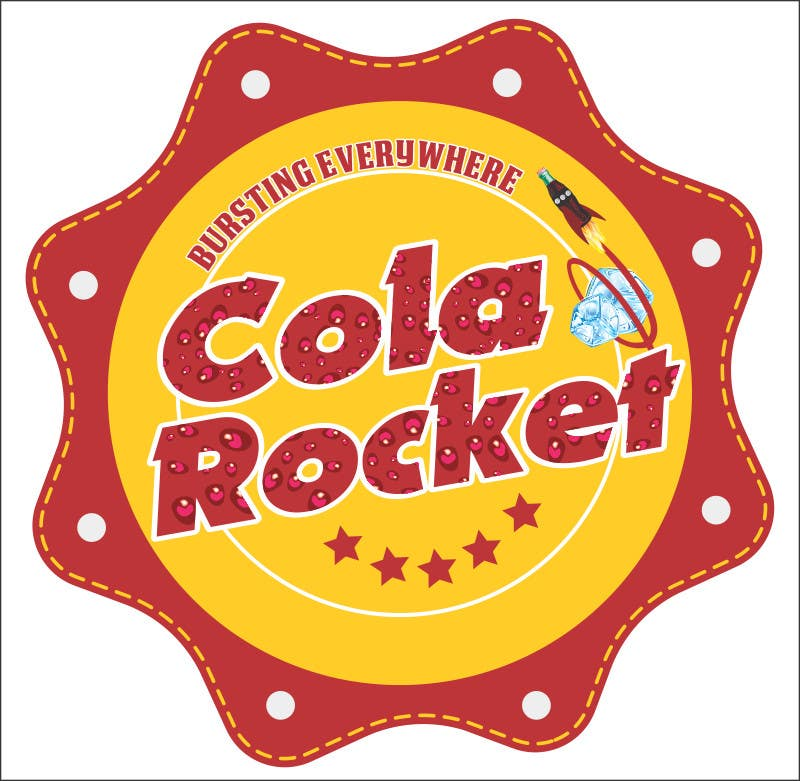 Penyertaan Peraduan #                                        51                                      untuk                                         Design a Logo for Cola Rocket