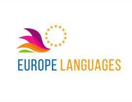 Nro 23 kilpailuun Design a Logo for Europe Languages käyttäjältä lukar