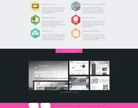#7 para One Page Website redesign and HTML por ThomasSPV