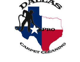 david9thcircle tarafından Design a Logo for DALLAS CARPET CLEANING PRO .COM için no 22